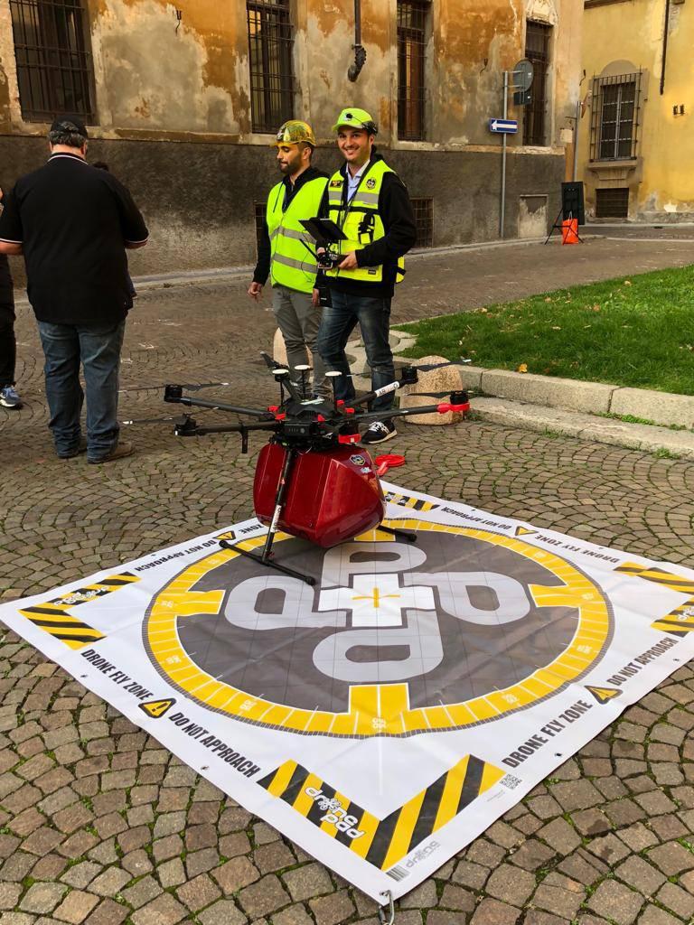 Drone Rescue Network