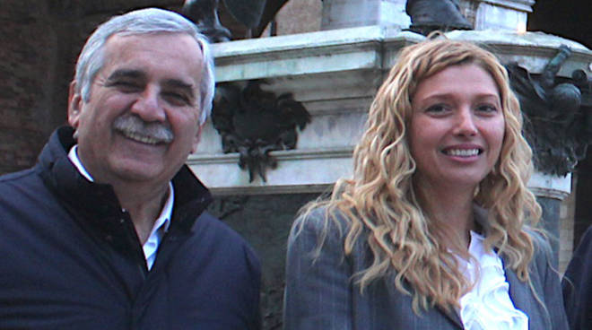 Elena Murelli e Pietro Pisani (Lega Nord)