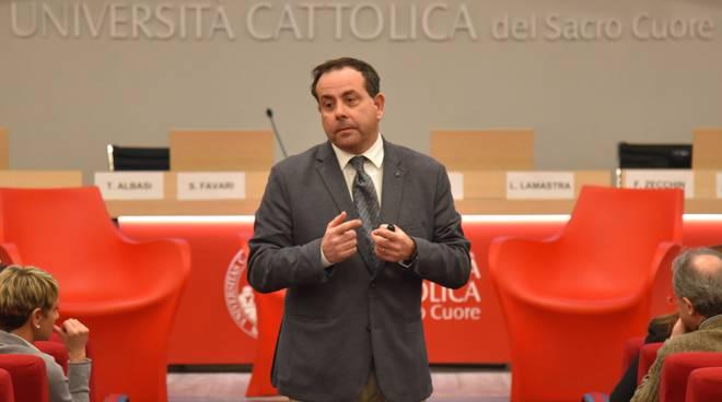 Emanuele Vendramini, Direttore del corso di laurea in Global Business