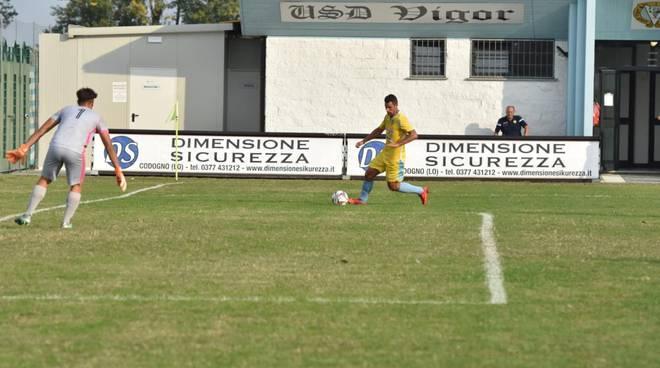 Enrico De Micheli in campo