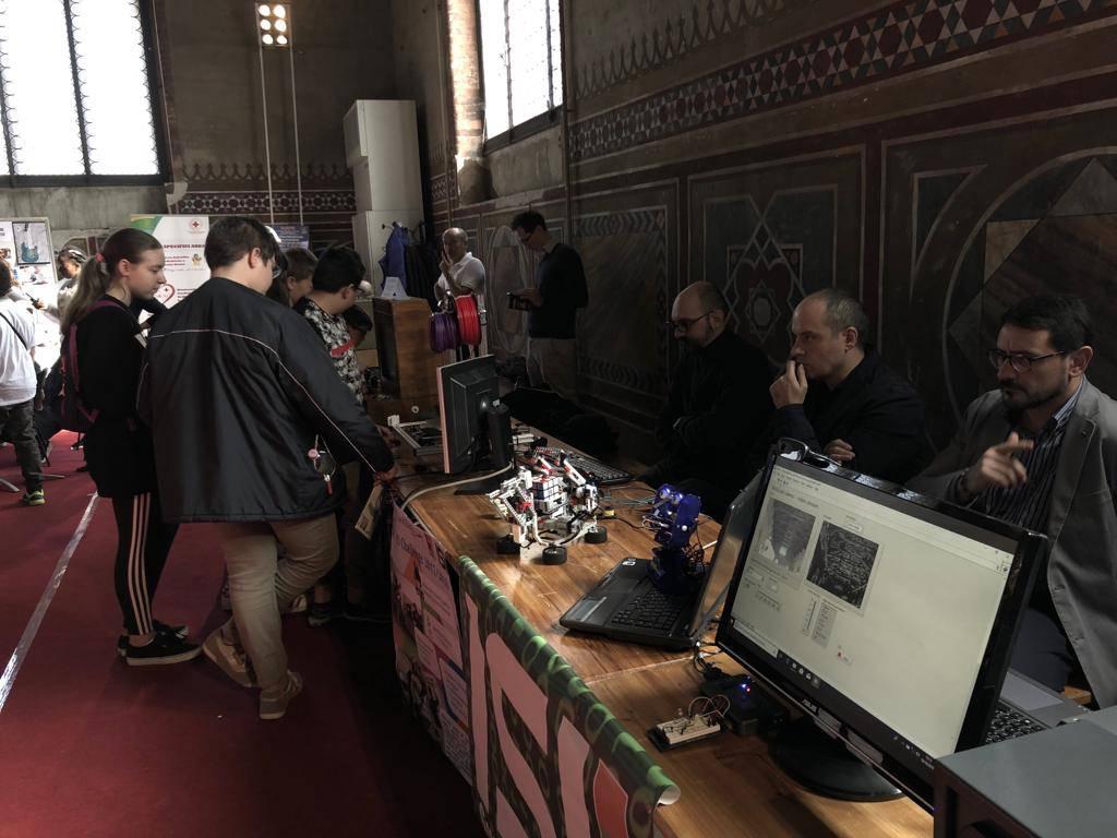 Festival della Cultura Tecnica al Gotico
