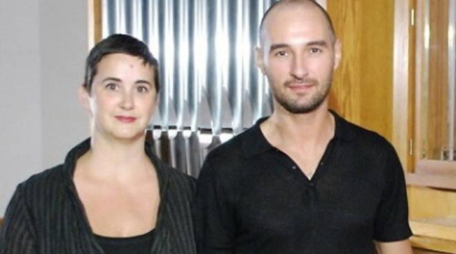 Giulio Mercati e Lidia Basterretxea Vila