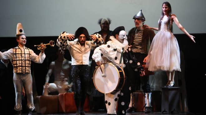 I Pagliacci al Teatro Municipale