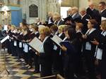 Il concerto per padre Davide in Santa Maria di Campagna