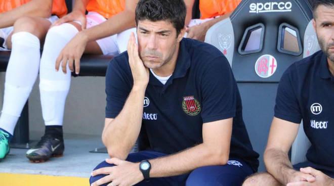 Il tecnico del Pro Piacenza Giannichedda