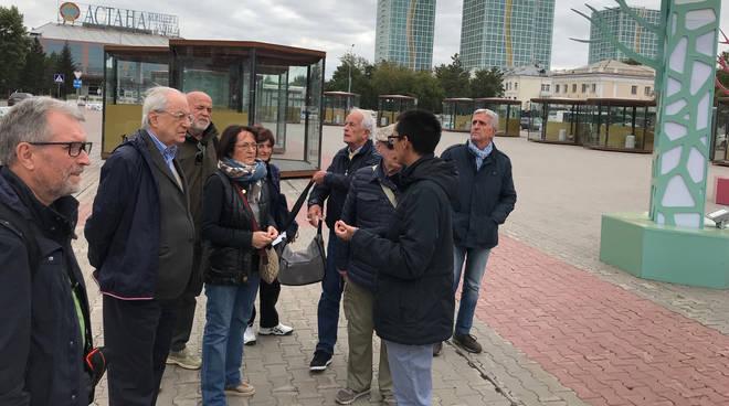 Il viaggio in Kazakistan dei Liberali Piacentini
