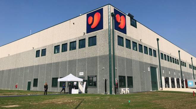 Inaugurazione nuovo hub Unieuro