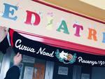 Iniziativa Curva Nord reparto Pediatria