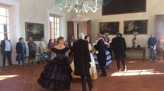 Invito al Gran Ballo a Villa Caramello
