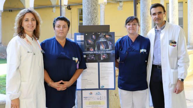 L'equipe di Reumatologia