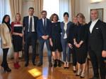 L'incontro a Roma tra Confapi Industria e il sottosegretario Guidesi