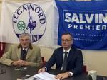 La conferenza stampa di Polledri
