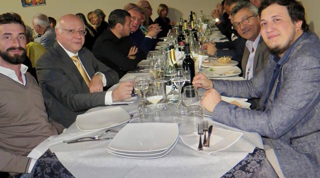 La conviviale del Rotary Fiorenzuola