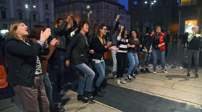 La festa delle matricole a Piacenza