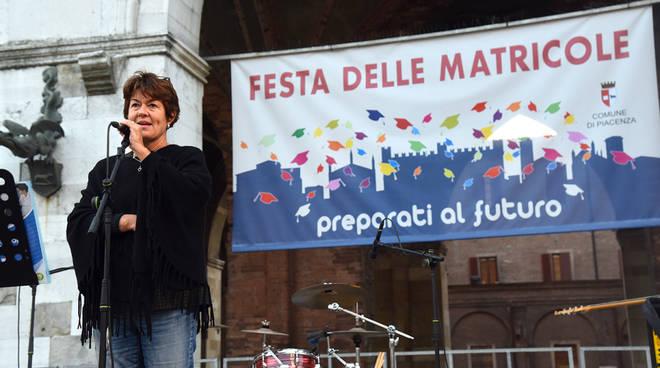 La Festa delle Matricole in Piazza Cavalli