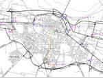 mappa strade aperte