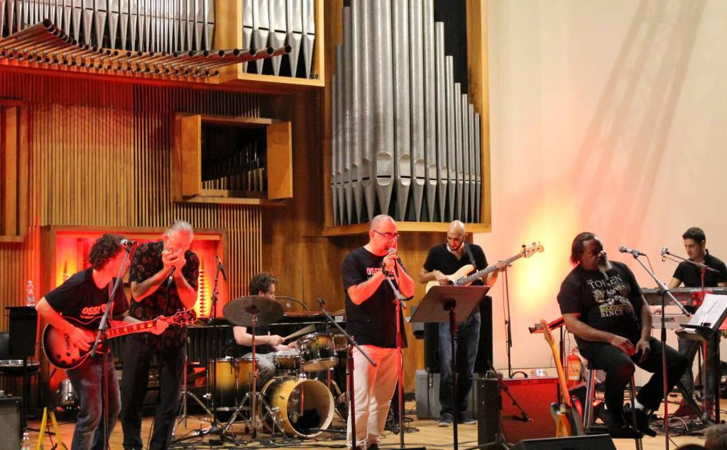 Omaggio a Frank Zappa in Conservatorio