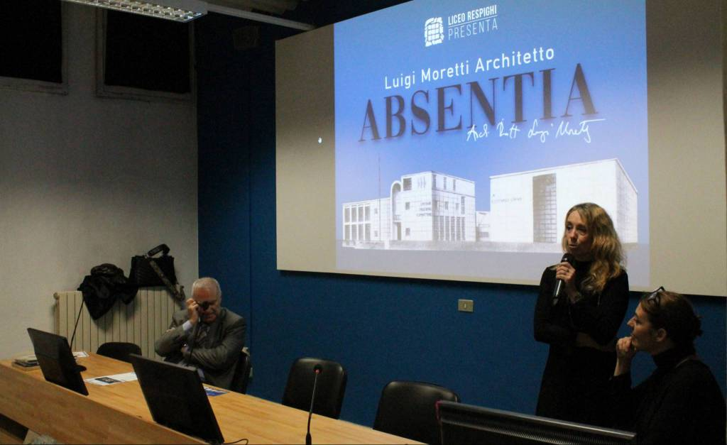 Presentazione progetto liceo Respighi su Moretti