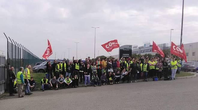 sciopero Traconf