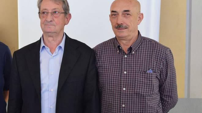 Valentino Matti e Sergio Bertaccini