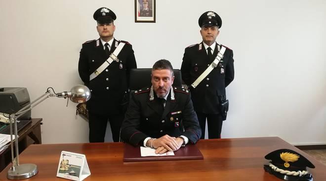carabinieri di Fiorenzuola