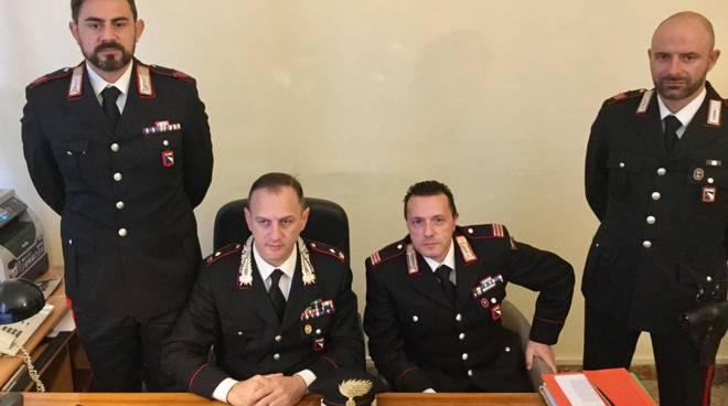 Carabinieri Levante arresto per droga