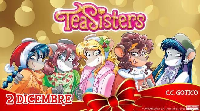 Christmas Party con le Tea Sisters