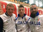 Davide Colla campione europeo di kick boxing