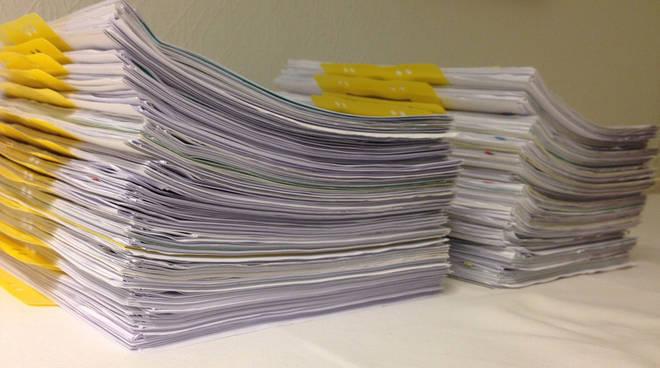 Documenti ufficio