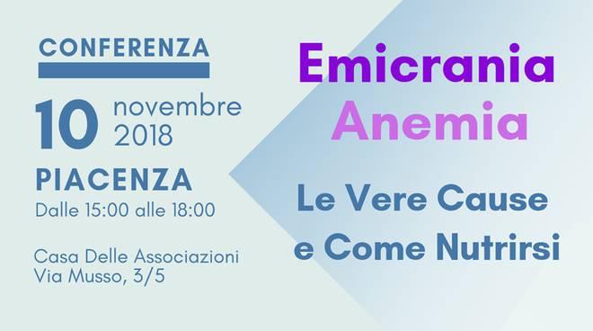 Emicrania - anemia
