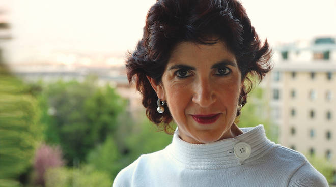 Fabiola Gianotti al teatro Municipale