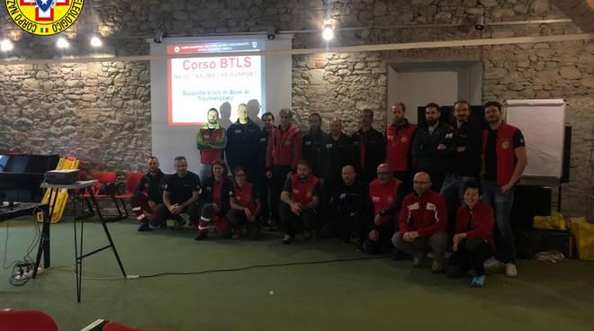 Formazione sanitaria a Bobbio per 26 tecnici del Soccorso Alpino