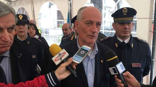 Franco Gabrielli a Piacenza