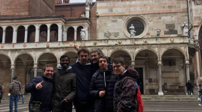 Il Civico 11 alla festa del Torrone di Cremona