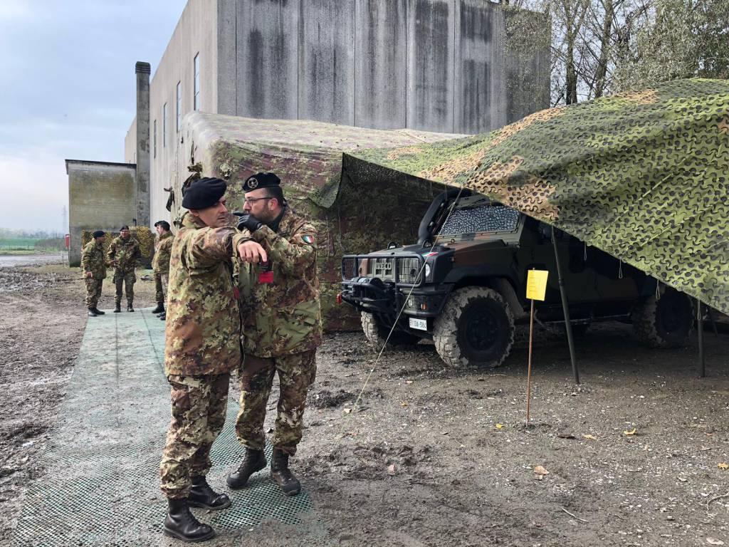 La maxiesercitazione sul Po dell'esercito