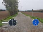 La pista ciclopedonale Villo' - Vigolzone