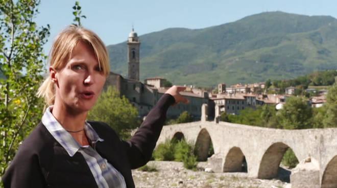 Bobbio ei sapori della tradizione protagonisti a Melaverde VIDEO