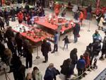 Piace Mattoncini alla Galleria Alberoni