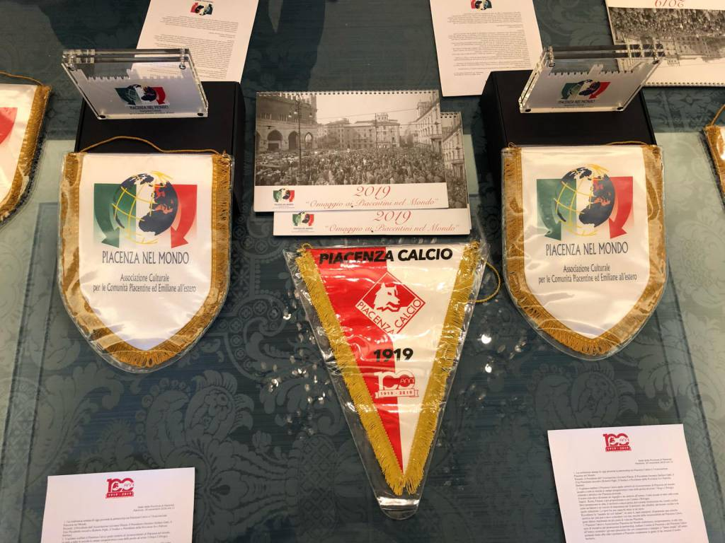 Piacenza calcio partner di piacenza nel mondo