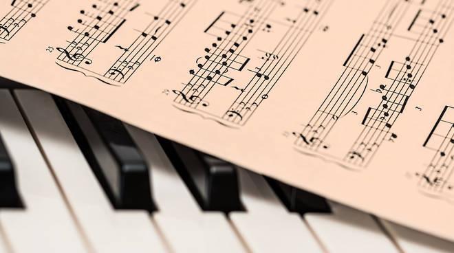 Pianoforte spartito