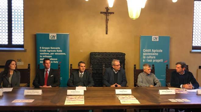 Presentazione Mercato dei Vini a Piacenza Expo