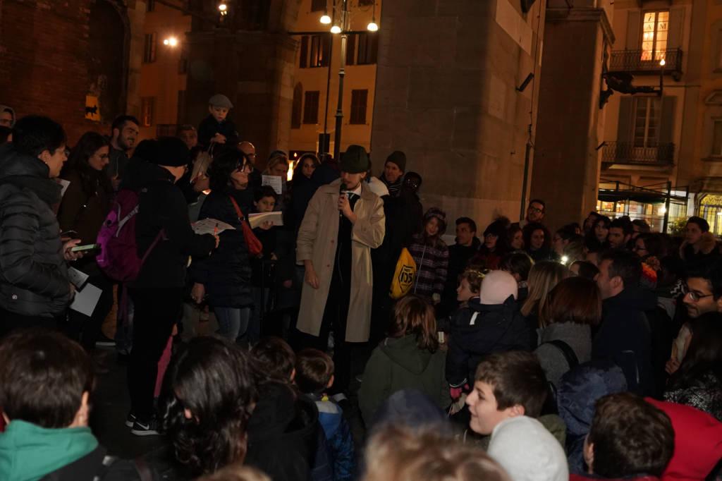 Profondo Giallo a Piacenza