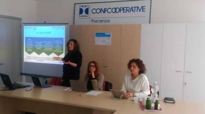 progetto view Confcooperative