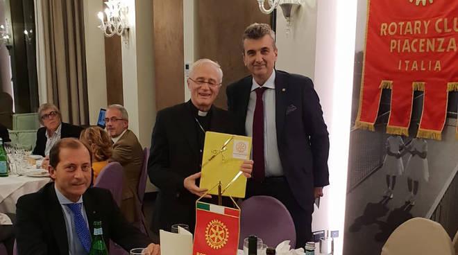 Rotary Club Piacenza, conviviale 5 novembre