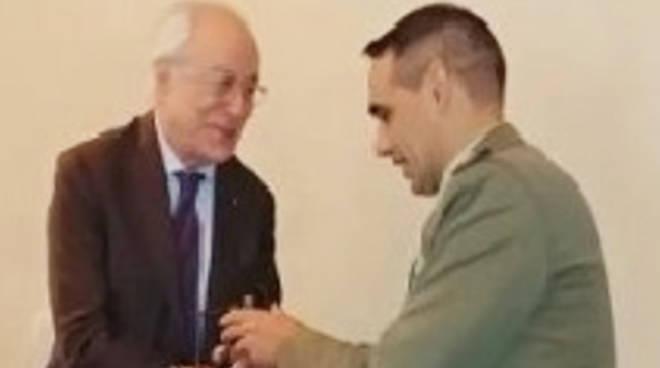 Salvatore Tambè e Corrado Sforza Fogliani