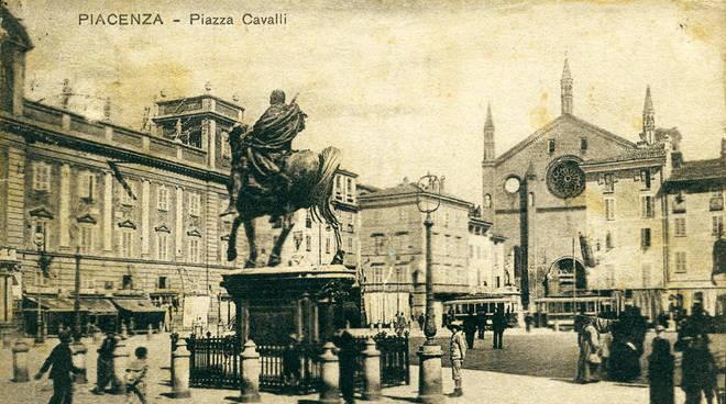 Calendario l'Italia com'era - Piacenza