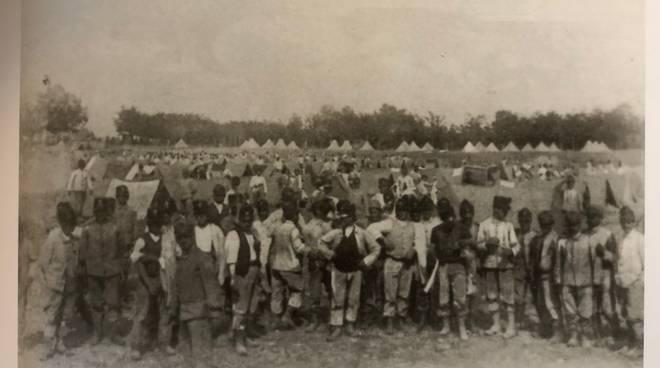campo detenzione Gossolengo