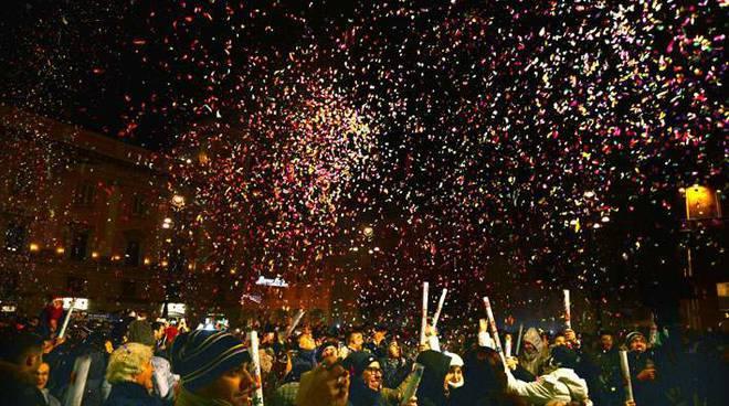 Capodanno in piazza a Piacenza