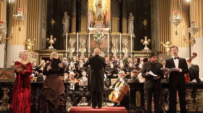 Concerto di Natale della Banca di Piacenza 2018