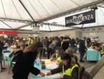 concorso per infermieri al PalaBanca di Piacenza